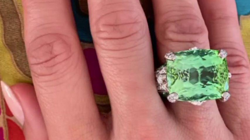 Jennifer Lopez' Ring