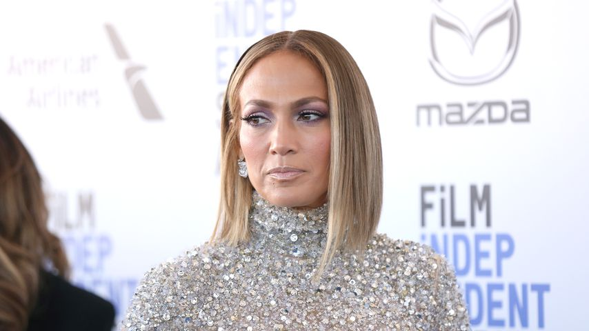 Jennifer Lopez im Februar 2020 in Santa Monica