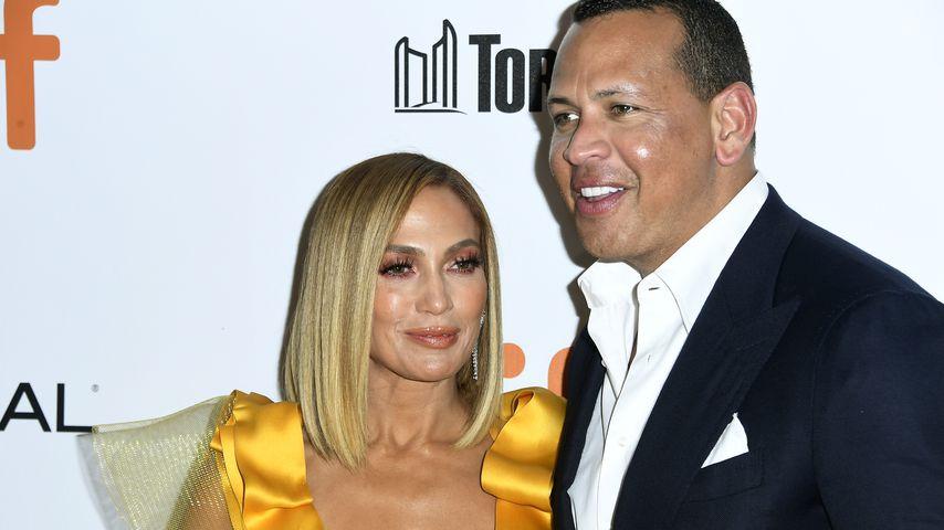 Während Krise: J.Lo und A-Rod arbeiten an ihrer Beziehung