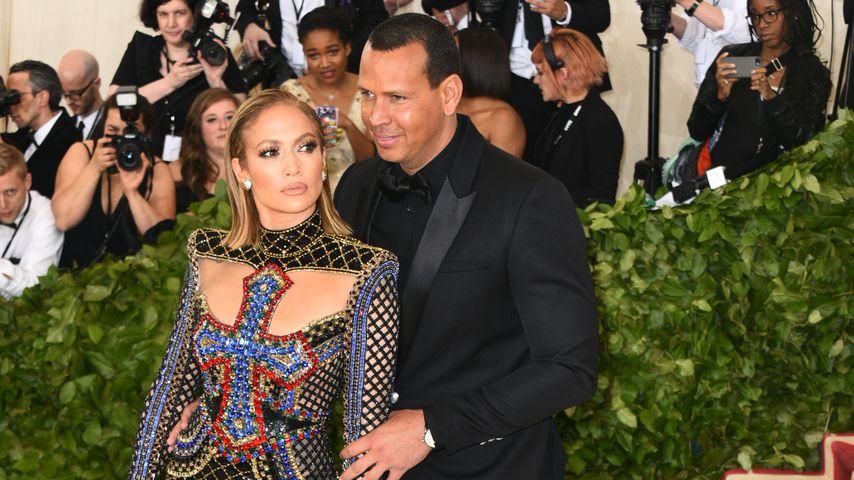 Er hat's noch drauf! J.Lo feiert ihren Ex-Baseballer A-Rod