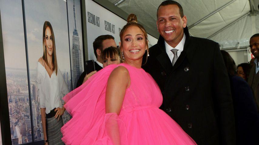 """""""Kommen aus dem Nichts"""": Das lieben J.Lo & A-Rod aneinander"""
