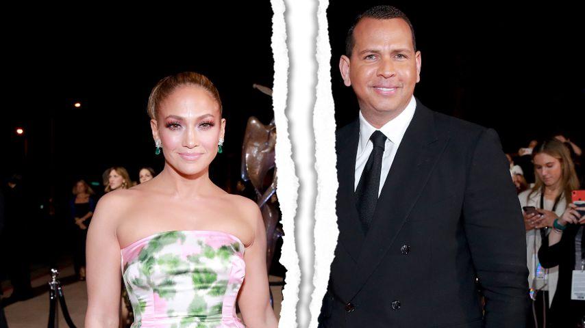 Offiziell! Jennifer Lopez und Alex Rodriguez lösen Verlobung