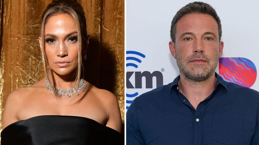 Nach Trennung: Jennifer Lopez hängt mit Ex Ben Affleck ab