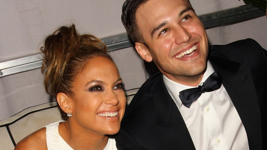 Ai caliente! J. Lo gab Ryan Guzman Film-Sex-Tipps