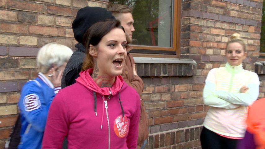 Zicken-Alarm! Jennifer Weists absurder Ausraster
