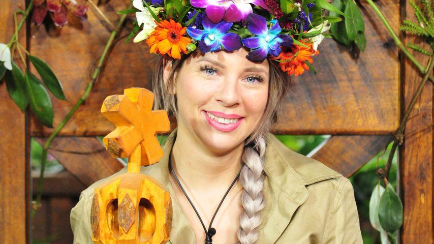 Jenny Frankhauser, Dschungelkönigin 2018
