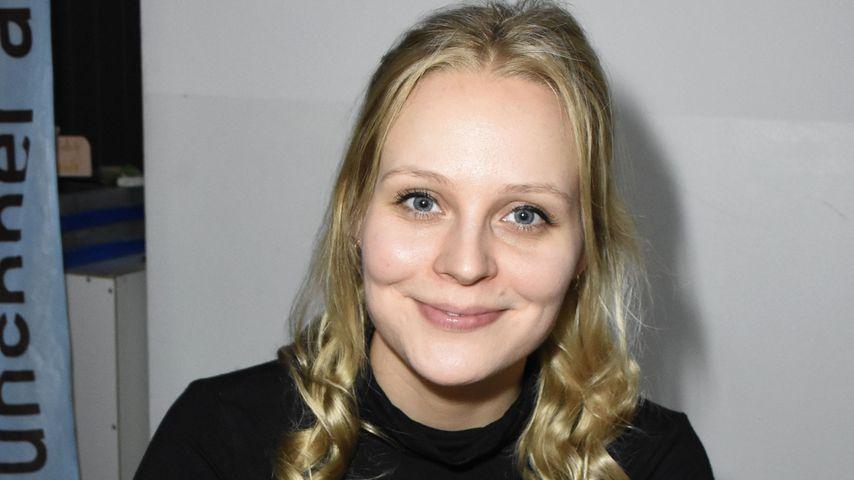 Jenny Löffler in München, Dezember 2018