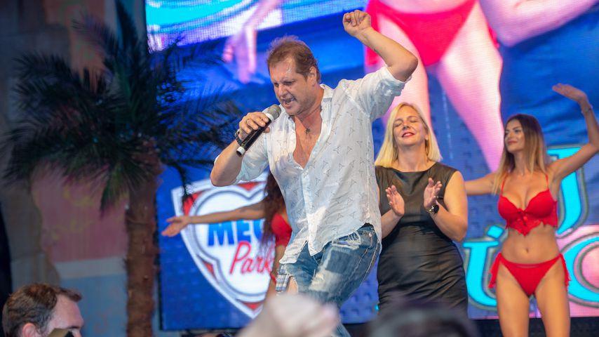 Megapark-Eröffnung: Ballermann-Stars vermissen Malle-Jens