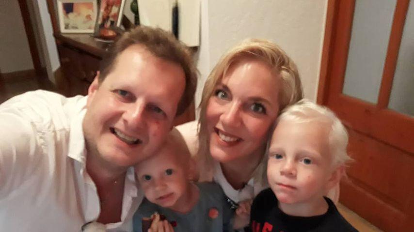 Nachwuchs-Malle-Stars? Jens Büchners Kids singen seinen Song