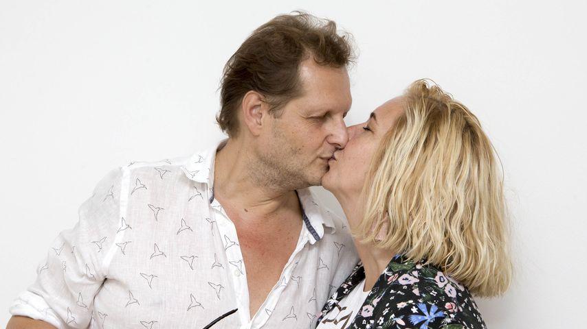 Jens Büchner und Ehefrau Daniela in Bremen