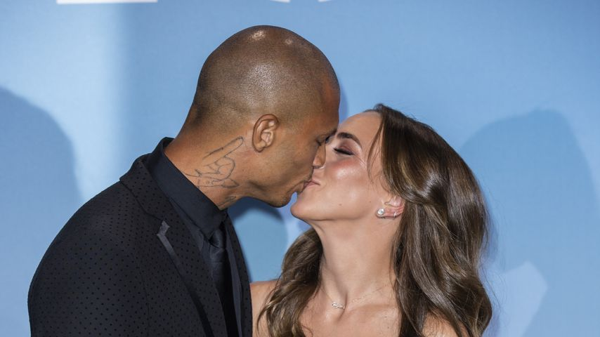 Jeremy Meeks und Chloe Green bei der Monte Carlo Gala for the Global Ocean 2018