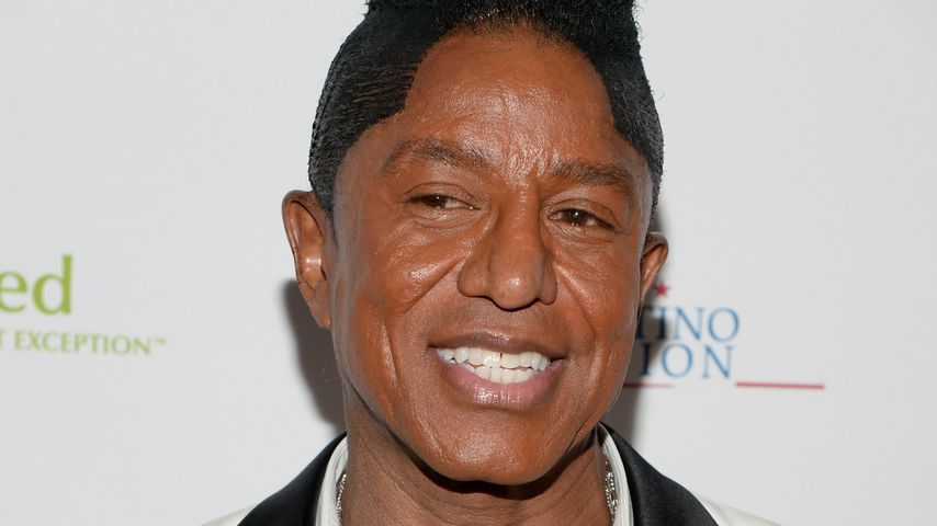 Jermaine Jackson auf der We Are The Future Gala