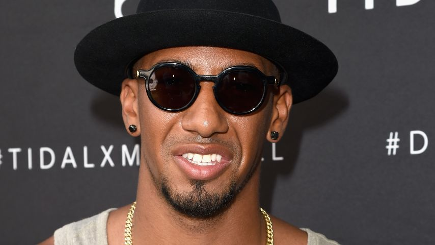 "Jerome Boateng beim ""Tidal X: Meek Mill""-Event in Los Angeles"