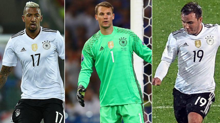 Nach Fuß-Verletzung: Neuer in Löws WM-Kader