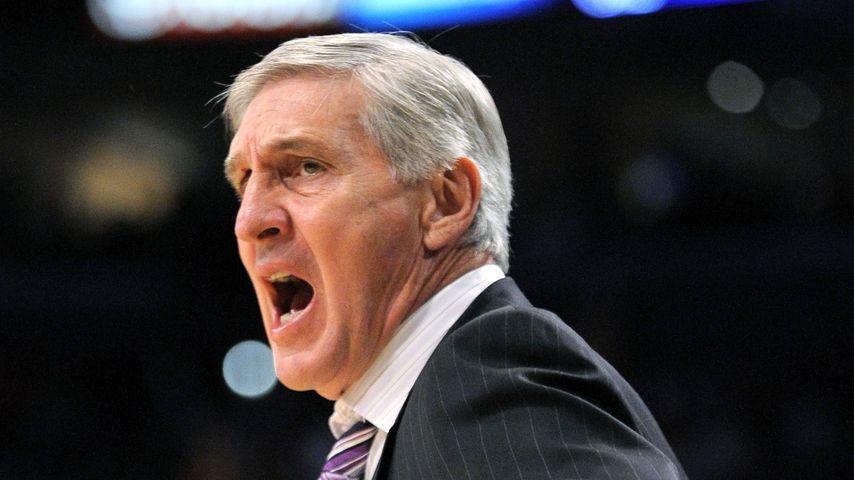 Jerry Sloan, ehemaliger Basketballspieler