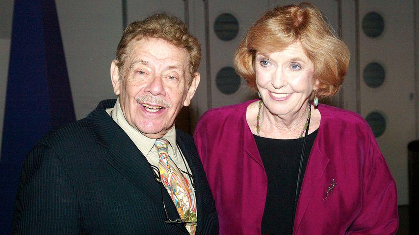 Jerry Stiller und Anne Meara im Juni 2003
