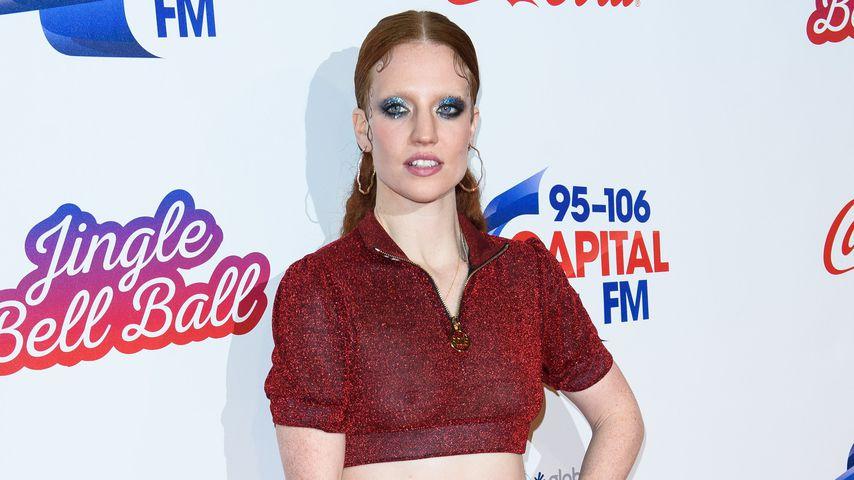 Jess Glynne auf einem Event in London im Dezember 2018