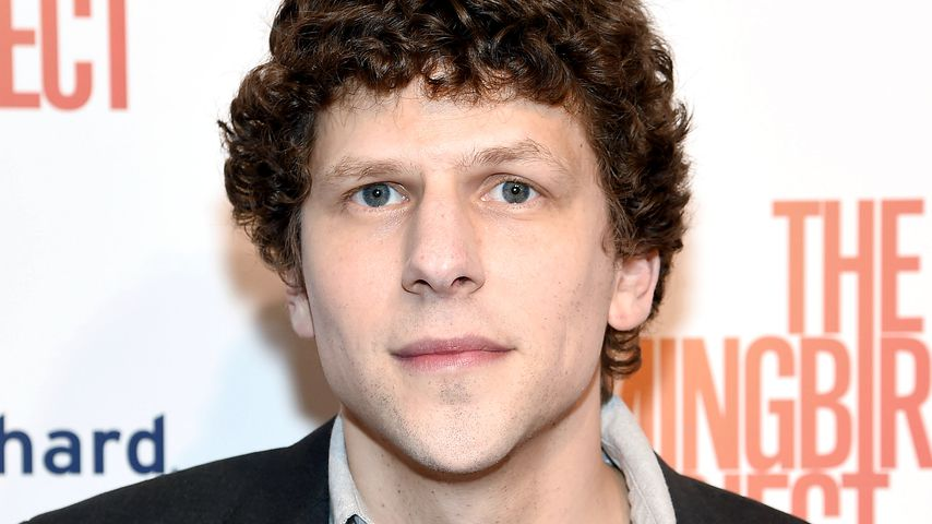 "Jesse Eisenberg beim Screening von ""The Hummingbird Project"" in New York, März 2019"