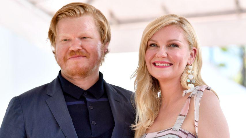 """""""Ehefrau"""": Hat Kirsten Dunst Jesse heimlich geheiratet?"""