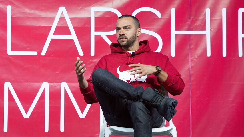 Jesse Williams im Februar 2018