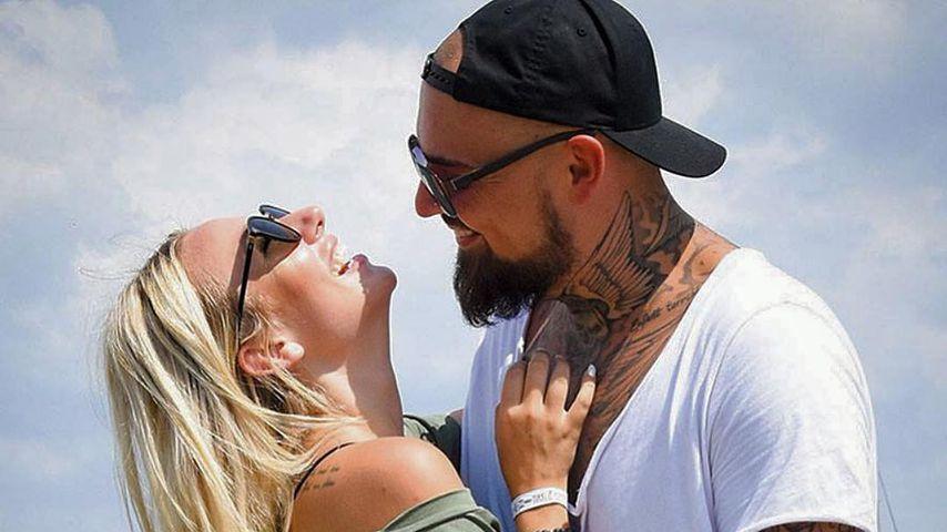 Jessica Neufeld und ihr Verlobter Niklas Schröder