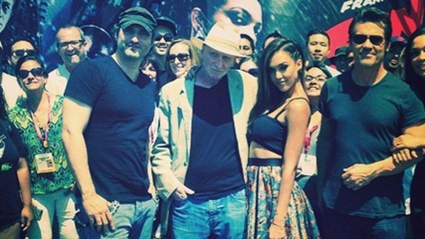 Jessica Alba & Co.: Mega-Starauflauf auf Comic-Con
