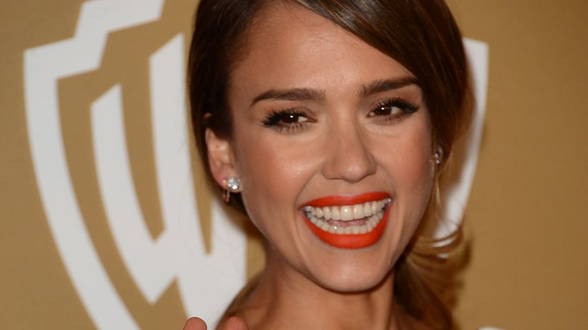 Jessica Alba bei der Golden Globes Aftershow Party 2013