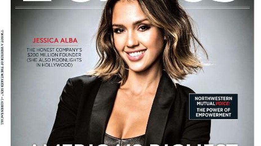 Milliarden-Umsatz! Jessica Alba ist reiche US-Geschäftsfrau!
