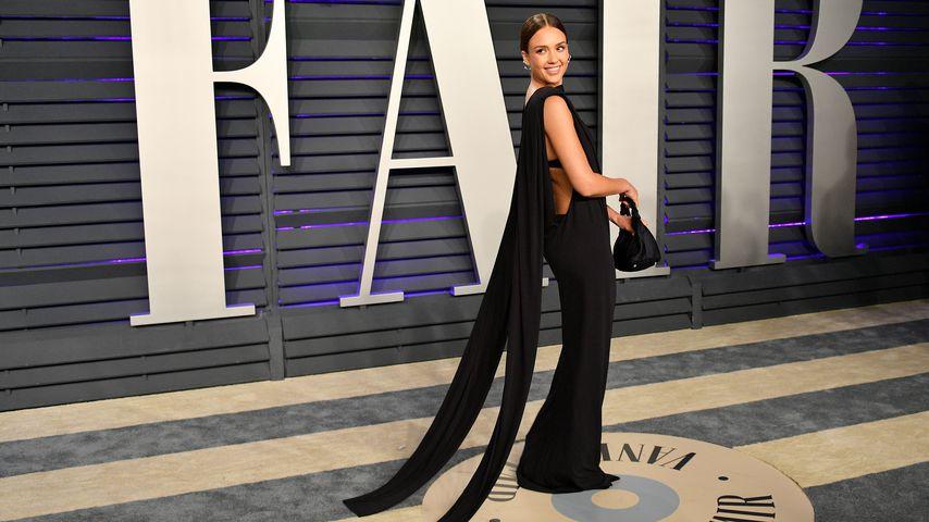Jessica Alba bei der Vanity Fair Oscar-Party 2019