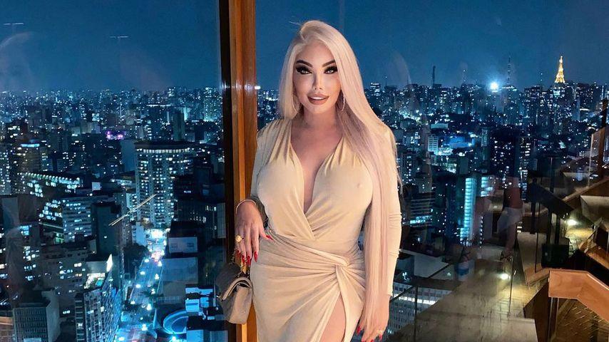 Jessica Alves im August 2021