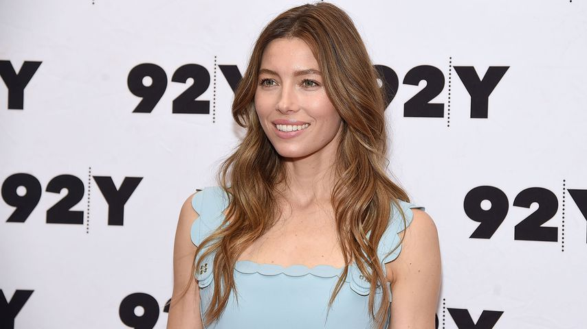 Jessica Biel schämt sich für ihre früheren Red Carpet-Looks