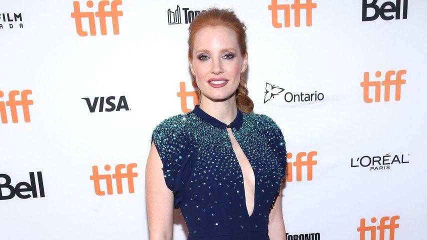 Jessica Chastain beim Filmfestival in Toronto