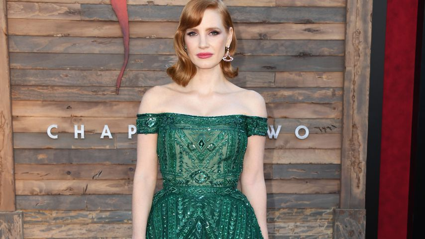 Jessica Chastain in Westwood, August 2019