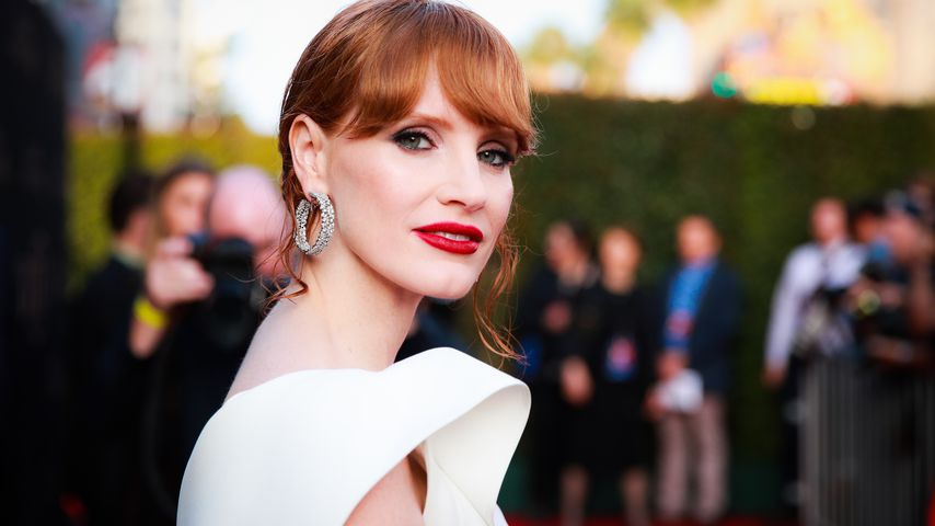 Jessica Chastain, Hollywood-Star