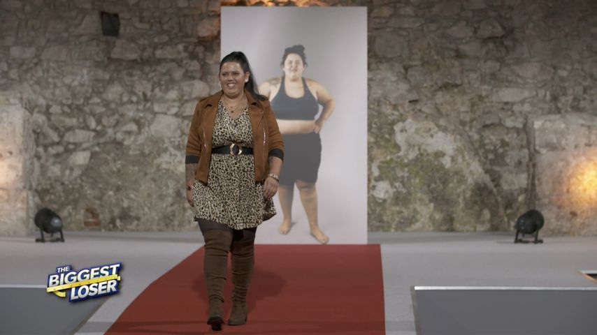 "Jessica bei ""The Biggest Loser"""
