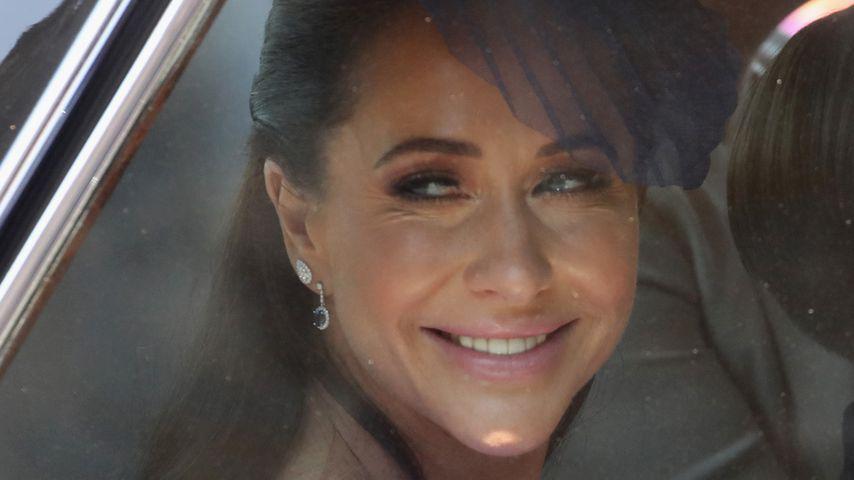 Jessica Mulroney auf dem Weg zur Royal Wedding