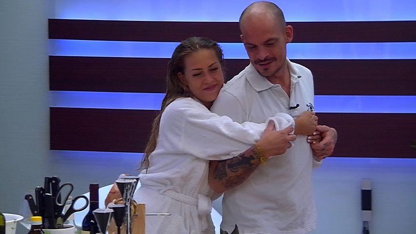 "Jessica Paszka und Ben Tewaag im ""Promi Big Brother""-Haus"