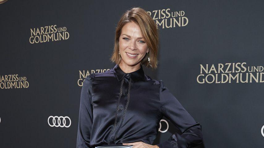 """Jessica Schwarz bei der """"Narziss und Goldmund""""-Premiere im März 2020"""