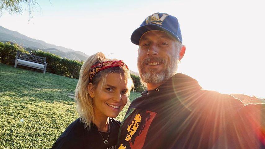 Zehn Jahre ein Paar: Jessica Simpsons süße Liebeserklärung