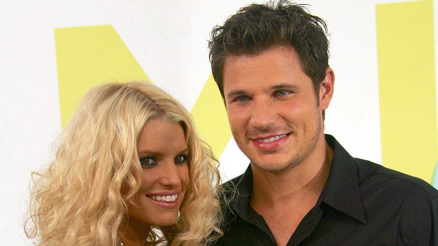 Jessica Simpson und Nick Lachey, 2005