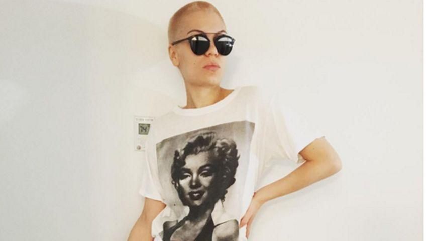 Haare abrasiert! Jessie J schockt mit Kurzhaar-Frisur