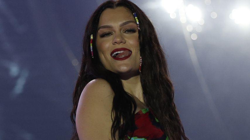 Jessie J performt in Rio de Janeiro im September 2019