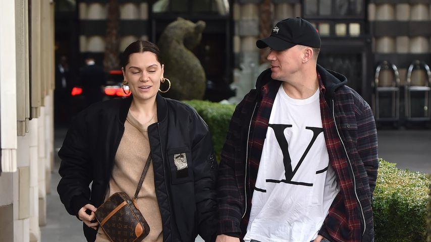 Jessie J und Channing Tatum im März 2019