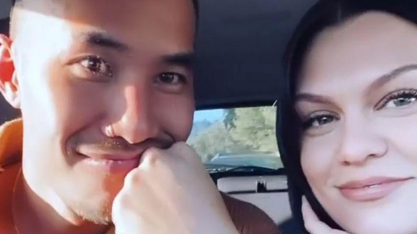 Zum Dreißigsten: So süß gratuliert Jessie J ihrem Freund Max