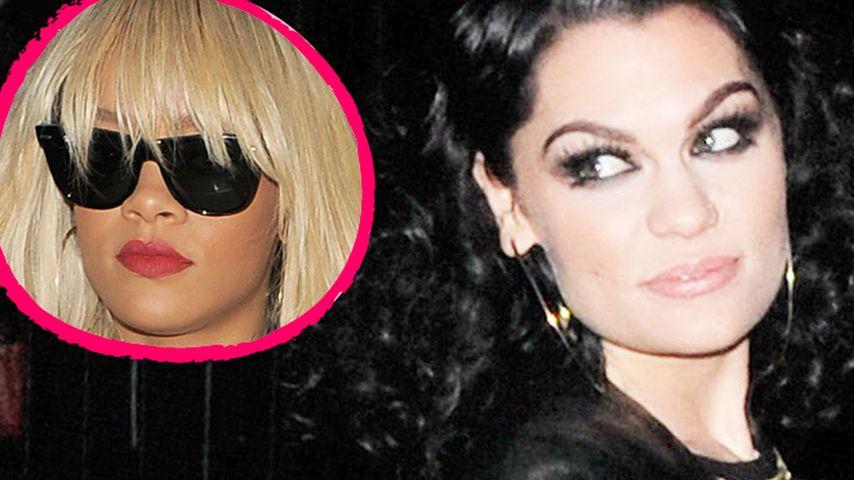 Jessie J steht auf Rihanna!