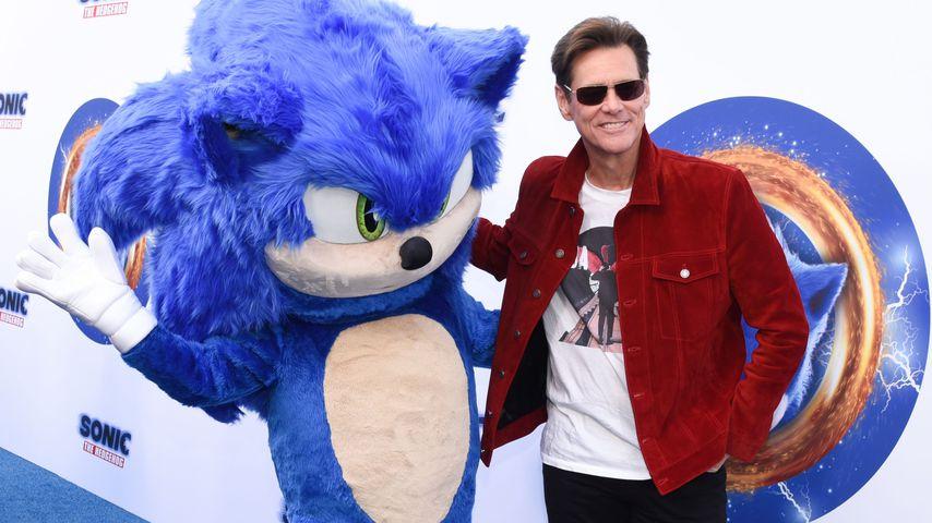 """Das reizt Jim Carrey so an der Rolle des """"Sonic""""-Bösewichts!"""