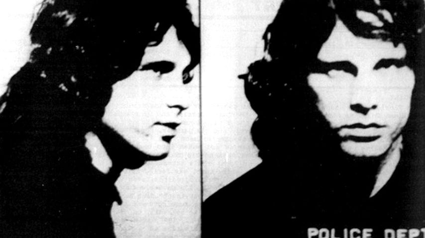 Jim Morrisons Penis-Blitzer ist jetzt Geschichte