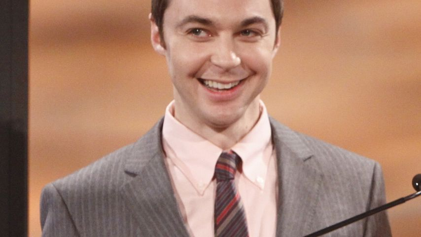 TBBT-Jim Parsons: Alter spannender als Coming-out