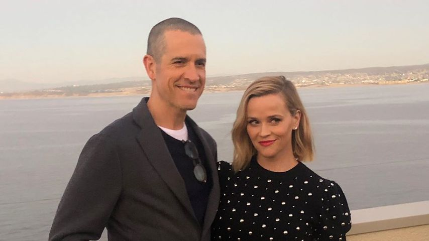 Jim Toth und Reese Witherspoon