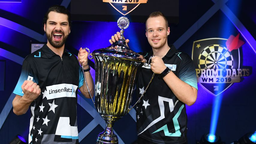 Promi Darts Wm 2019 Gewinner